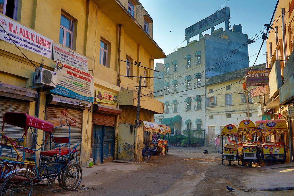 033A4097CS | New Delhi, early morning | Andrzej Wrotek | Flickr