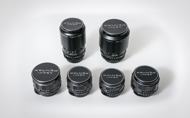 Super-Multi-Coated TAKUMAR Collection