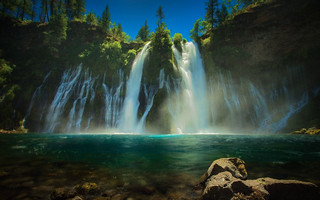 Burney Falls - Explored | by PrevailingConditions