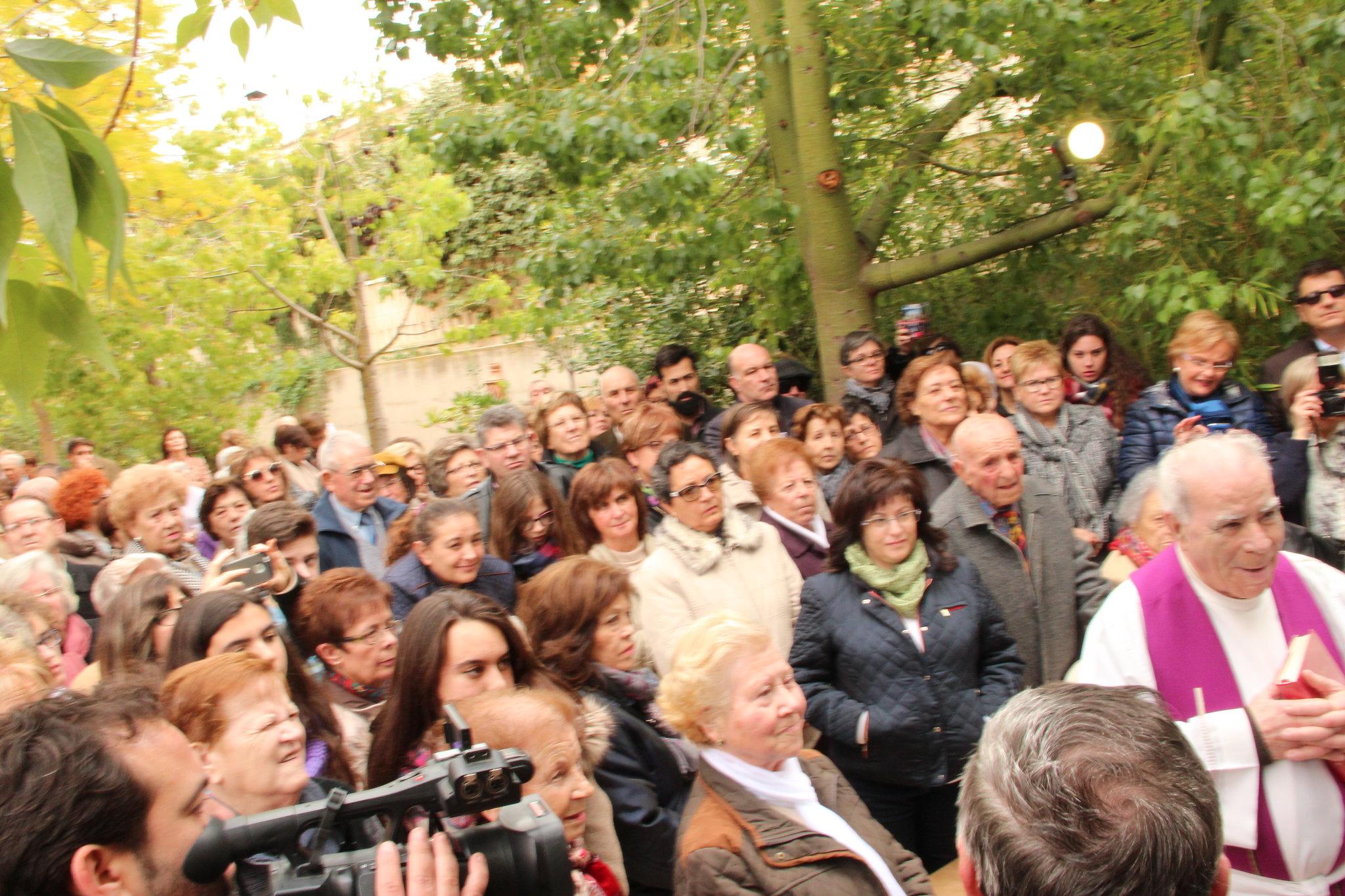 (2016-02-13) - Inauguración Virgen De Lourdes, La Molineta - Archivo La Molineta (082)