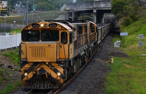 Aurizon/QR National - Loaded Coal | by Shawn4468