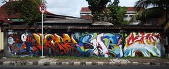 bali graffiti bali