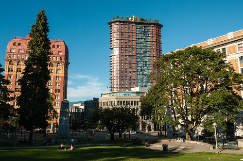 Piazze di Vancouver | by MadGrin