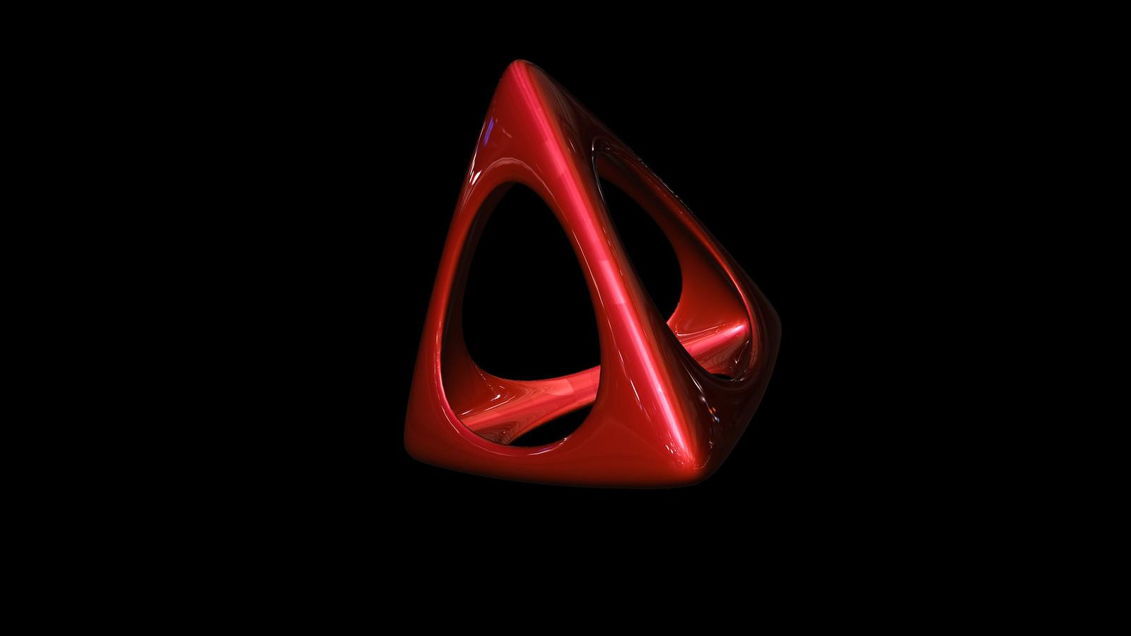 tetrahedron soft