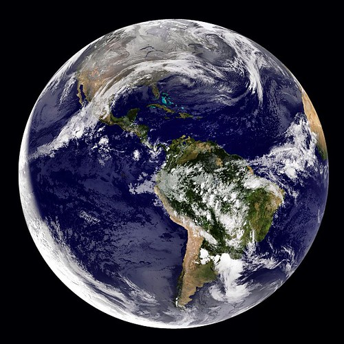 One last look at 2012. Happy New Year planet Earth! | by NASA Goddard Photo and Video