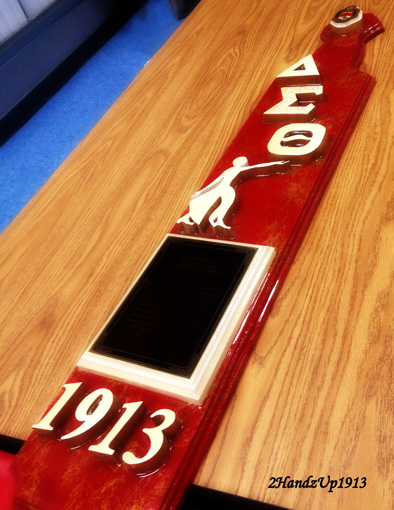 Dst Paddle Greek Wooden Fraternity Paddles Have A Long His Flickr