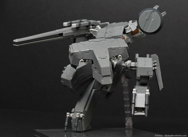 Metal Gear REX Review 12