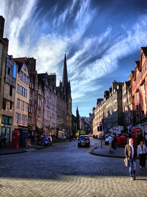 The Royal Mile, Edinburgh [Explored]