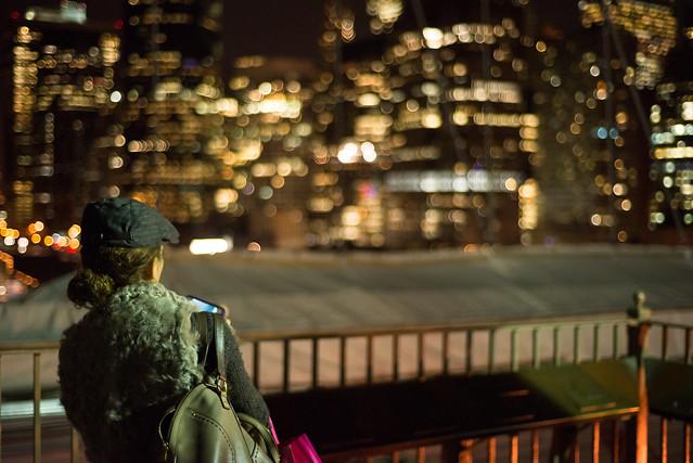 The Dream Beyond Brooklyn Bridge