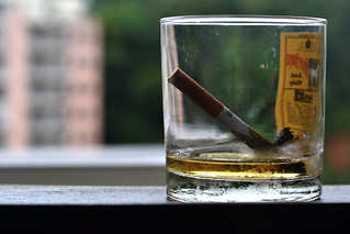 Cigarette and Whiskey | by JpFerraz