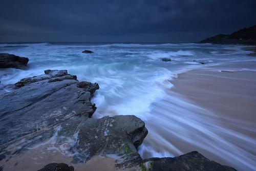 aus australia newsouthwales newcastle newcastleeast nikond750 seascape muloobinbah newcastlebeach longexposure