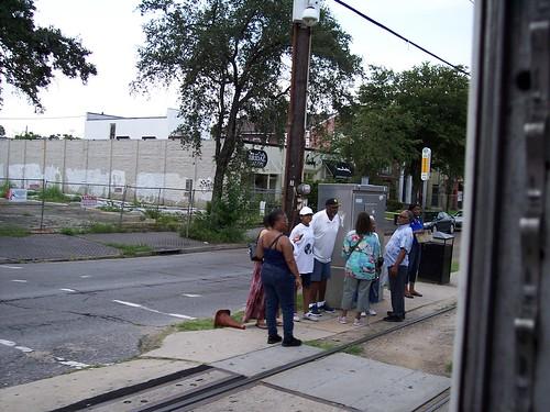 MLK Jr Blvd - Melpomene St