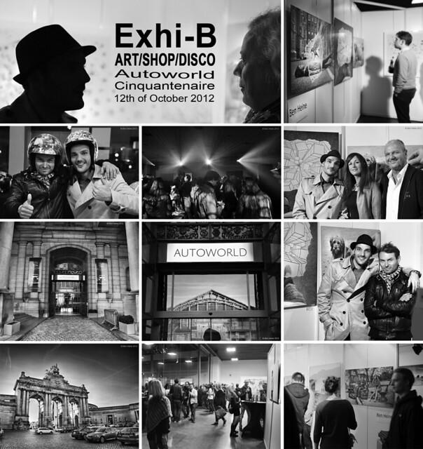 Exhibition - Exhi-B - Autoworld - Brussels