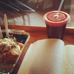 Carrot beet juice! ⚡