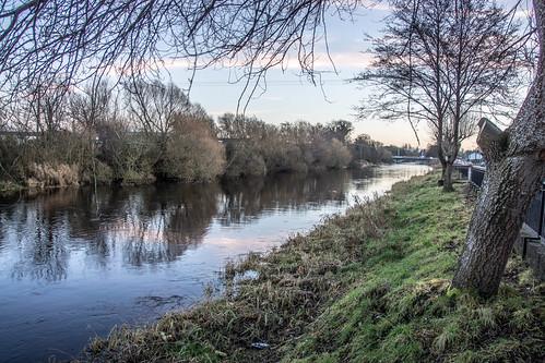 River Liffey: Newbridge - County Kildare (Ireland) | by infomatique