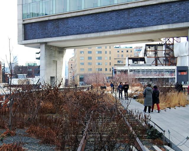 Old Track at Highline Park