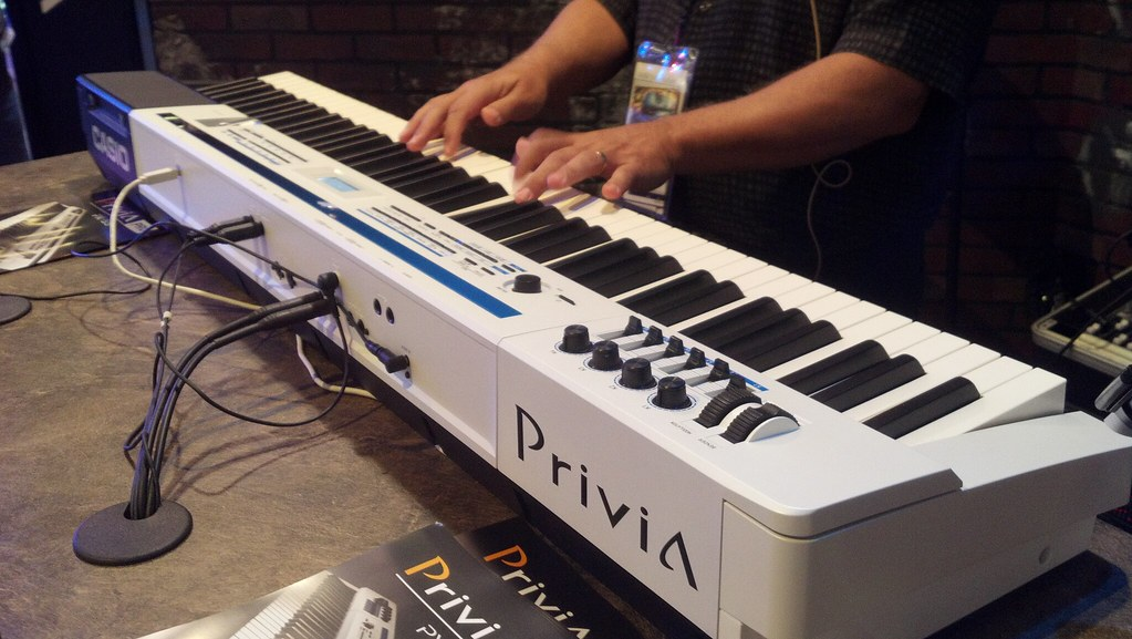 Casio Privia PX-5s Stage Piano and Controller | AmericanMusical com