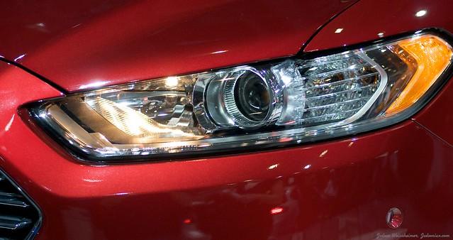2013 Washington Auto Show - Upper Concourse - Ford 14