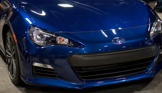 2013 Washington Auto Show - Lower Concourse - Subaru 2