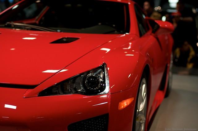 2013 Washington Auto Show - Lower Concourse - Lexus 9