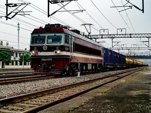 滠口日常 / Shekou Railway Station | by tom_bu