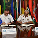 Libyan Coast Guard and Navy Training signed an agreement - EUNAVFOR MED
