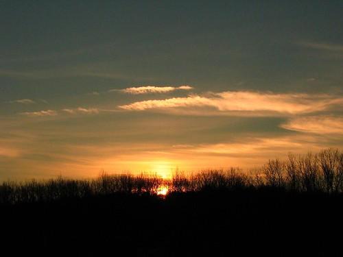 sky sunrise canon painted powershot a510 smack53