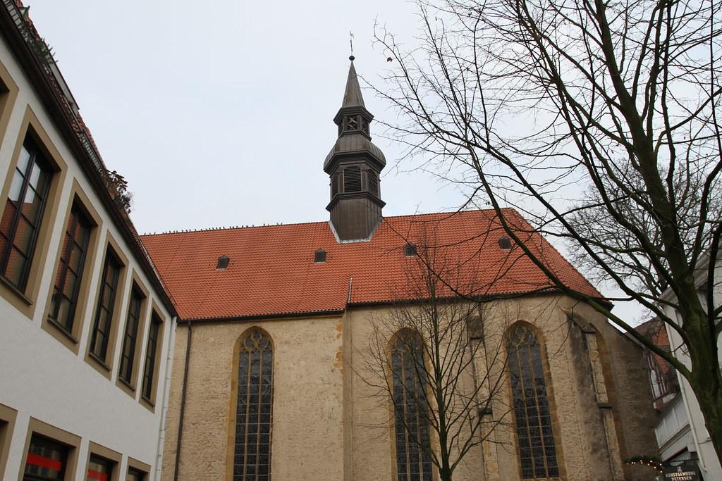 Bielefeld am 18.12.2012   Die katholische Kirche St