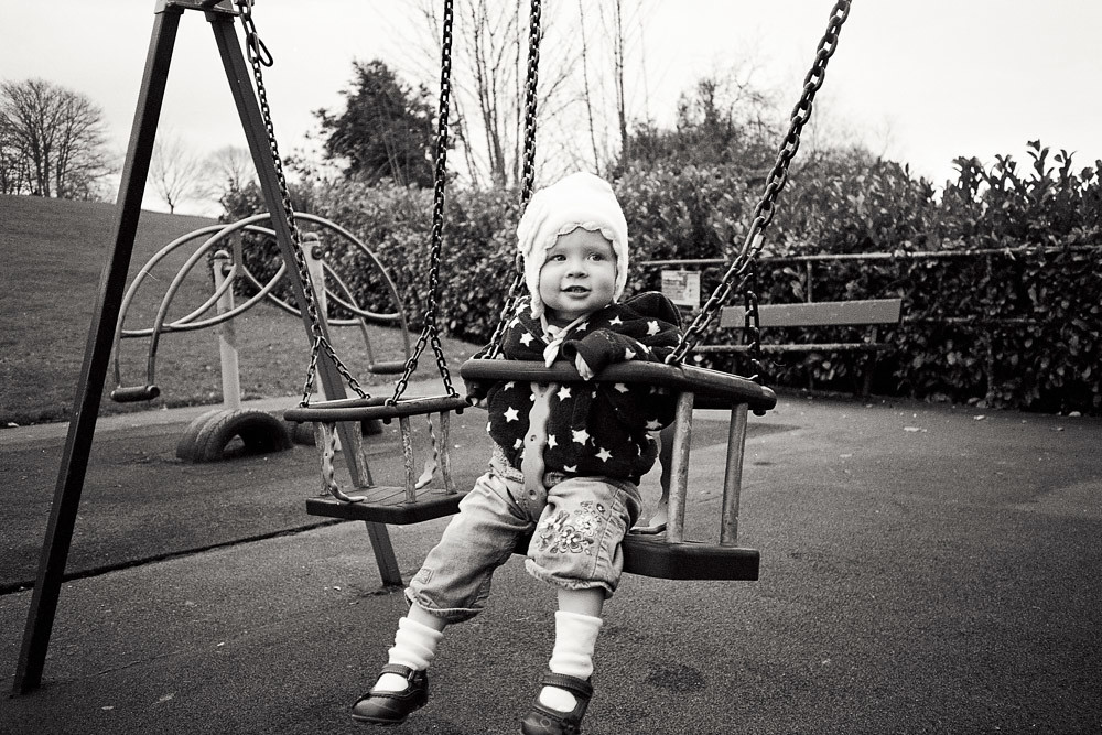 Taken With yashica t5 and xp2