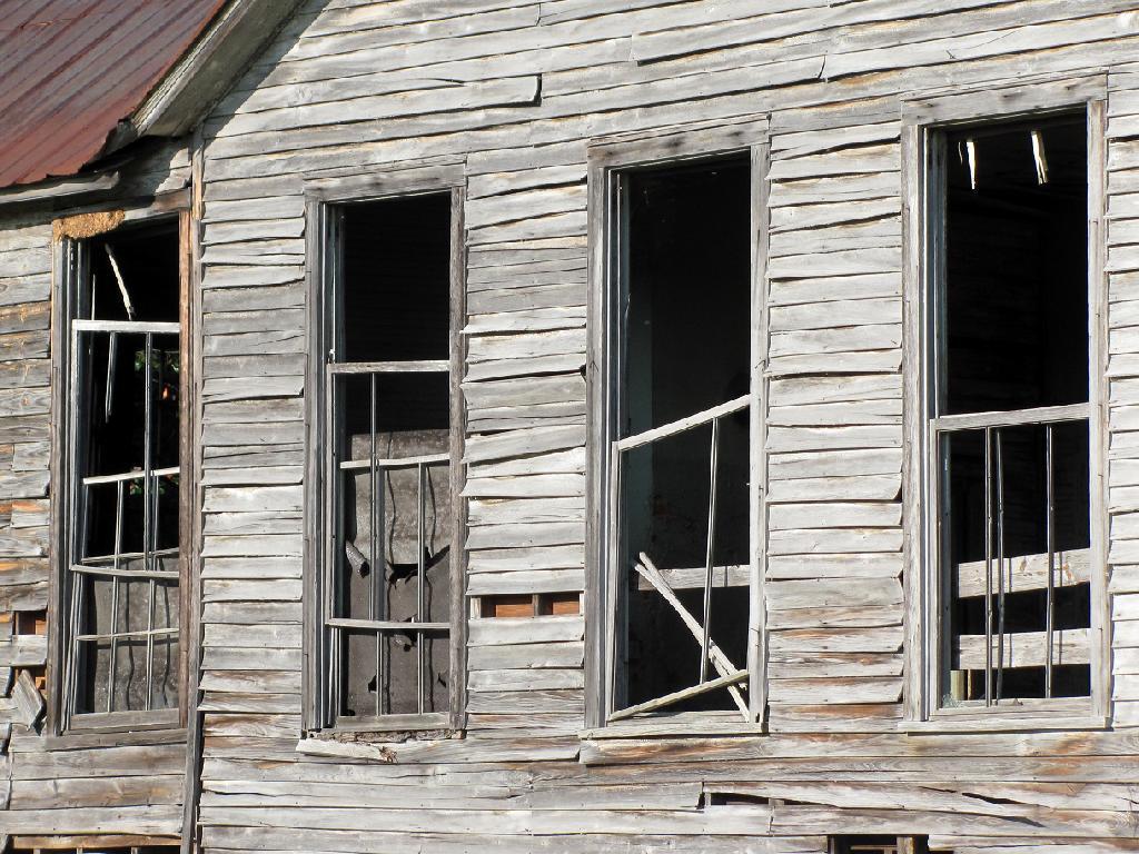 Clover Black School, Halifax County 6