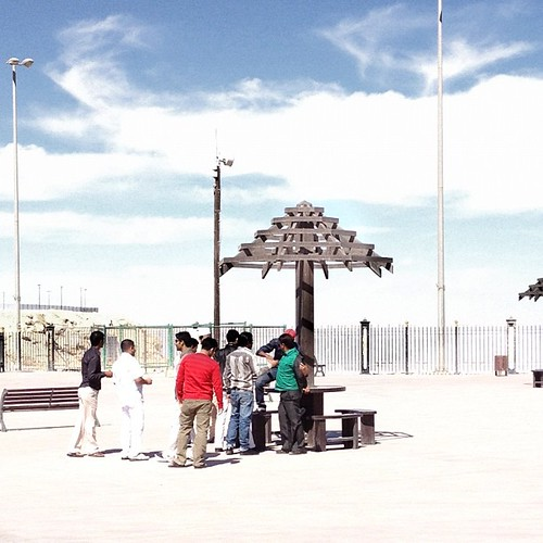 Week end outing on Jebel Hafeet | by epfdp
