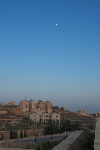 park city travel urban moon monument landscape flickr desert palestine middleeast techcamp albirweh