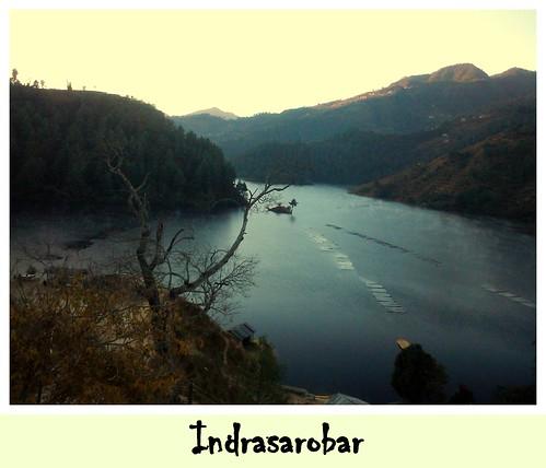 travel nepal sunrise landscape central waterdam mobilesnap kulekhani indrasarobar