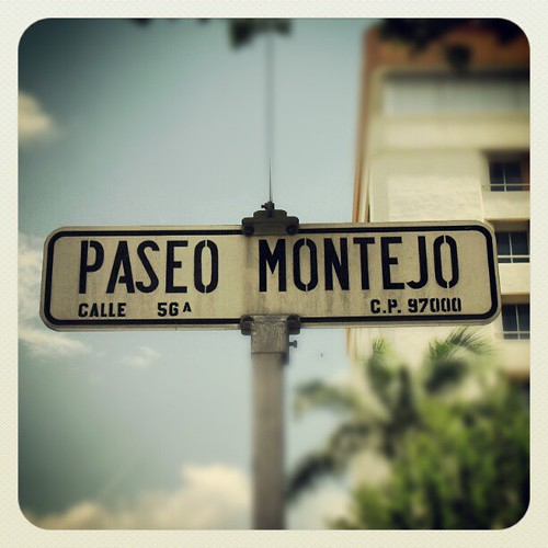 Paseó Montejo #merida #Mexico #Yucatan