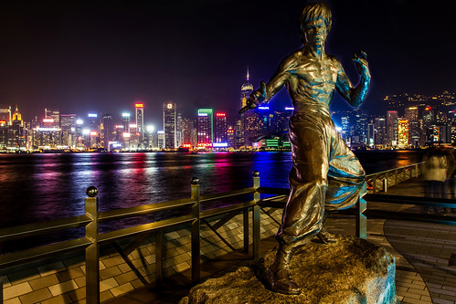 Bruce Lee Statue | by Photos By Dlee
