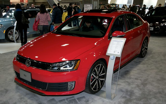 2013 Washington Auto Show - Lower Concourse - Volkswagen 5