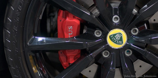 2013 Washington Auto Show - Lower Concourse - Lotus 2