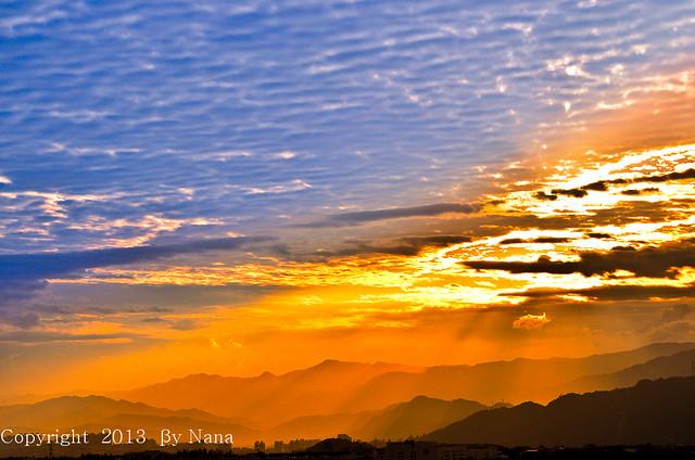 Morning Sun Rays  ·.¸¸.·´★
