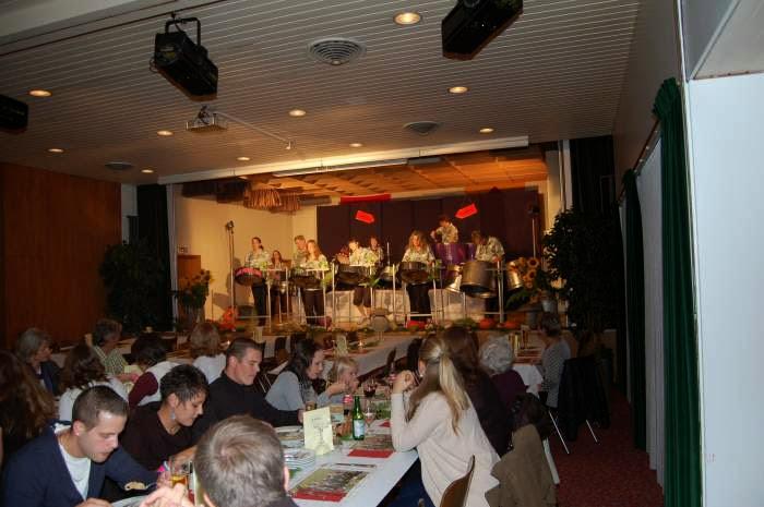 Panique-Night am 15. Oktober 2011 im Restaurant Linde, Stettlen