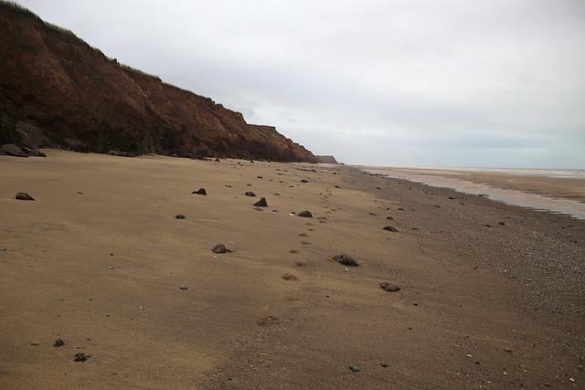 The coast south of Ringbrough