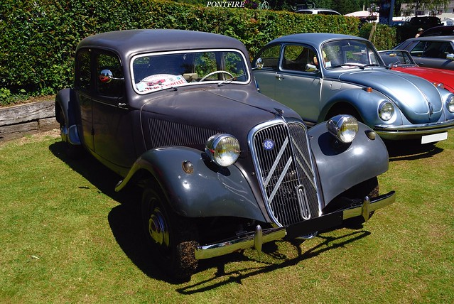 Citroën Traction Avant 11 B normale