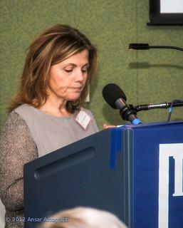 speaker at the Energy Forum