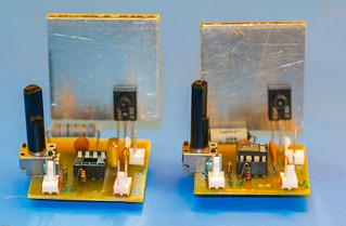 Unipolar Lens Driver Boards | by nebarnix
