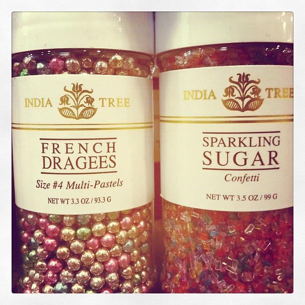Fancy sprinkles! Pretty! | Fancy sprinkles! Pretty! | Flickr