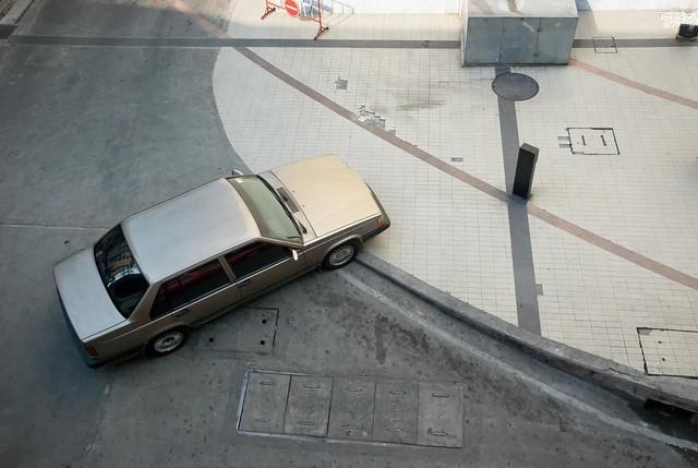 Nice parking?