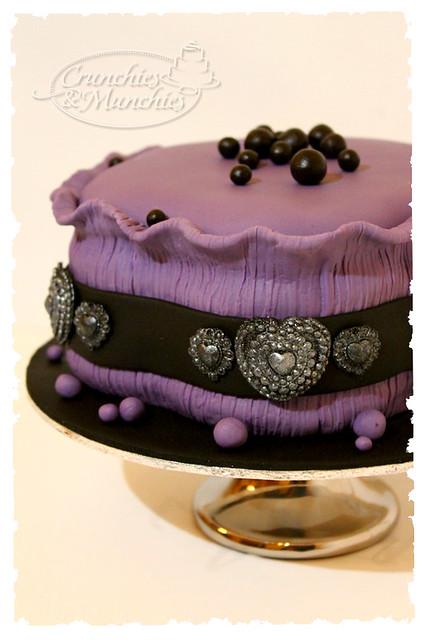 Purple jummy