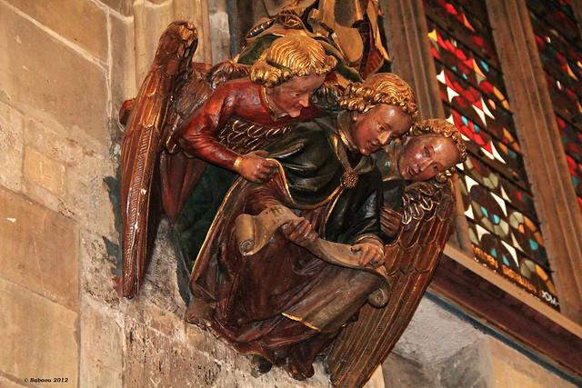 Aachener Dom - Englischer Gruß