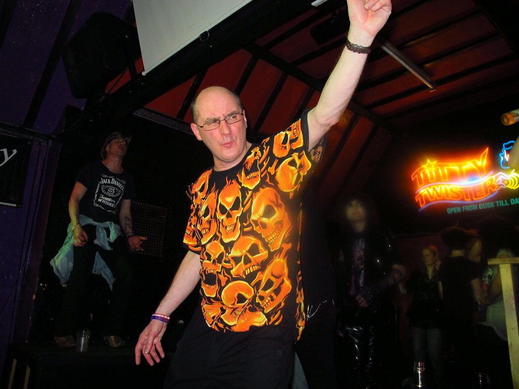 31 Dec 2012 Wildside New Years Eve Sal Nottingham (138 ...