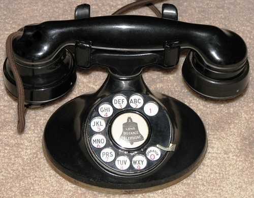 Vintage Western Electric 1920s Phone, Model 202, Made In USA | by France1978