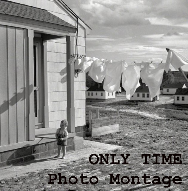 ONLY TIME - Photo Montage